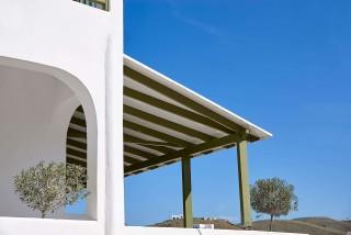 gallery porto klaras cycladic studios with minimal decoration
