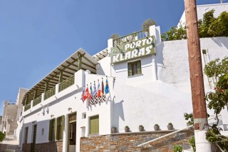 gallery porto klaras Cycladic studios in Kythnos