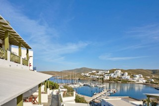 gallery porto klaras apartments in Kythnos with sea view