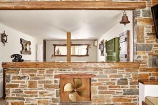 gallery porto klaras vintage reception area for our guests
