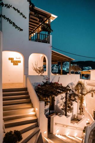 porto klaras night view complex