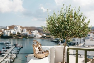 weddings porto klaras bride shoes in kythno apartments