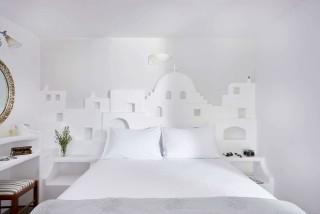 VIP studios porto klaras big romantic double bedroom