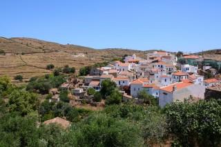 about kythnos porto klaras picturesque village on Kythnos Island