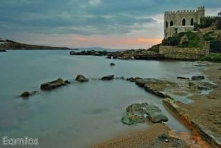 activities porto klaras kythnos anazing castle by the sea