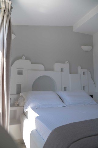 junior suite porto klaras sea view cozy bed