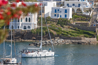 VIP studios porto klaras great view of the sea and sailing boats