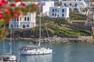 VIP studios porto klaras great view of the sea and sailing boats