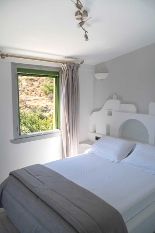 porto klaras junior suites bed